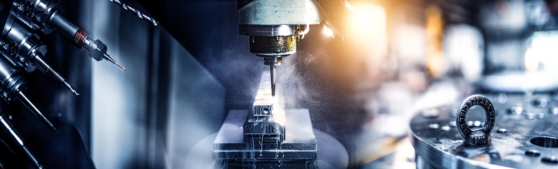 Experten für Maschinenbauteile
