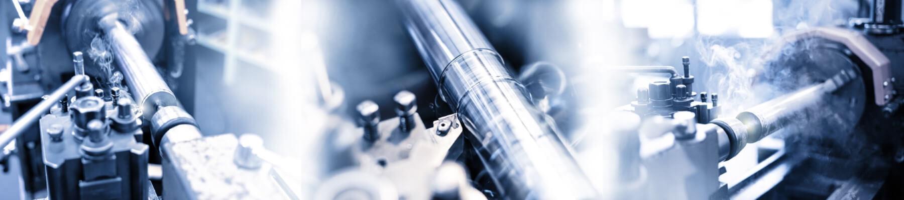CNC-Zerspanung bzw. spanende Verfahren