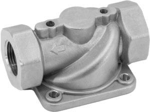 investment casting, complex components are manufactured economically