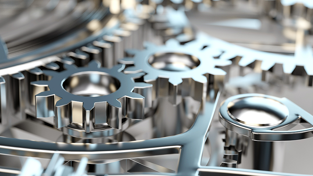 metal injection molding complexly shaped parts
